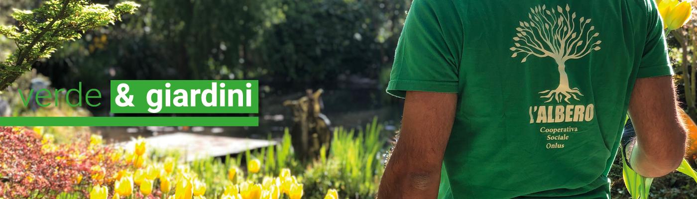 banner verde e giardini - VERDE E GIARDINI